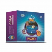 Piscina Splash Fun 1000 L 1,65x55cm