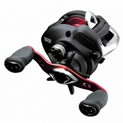 Carretilha Megaforce MF 100 TSH/100 Thil Black Daiwa