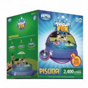 Piscina Splash Fun 2400L